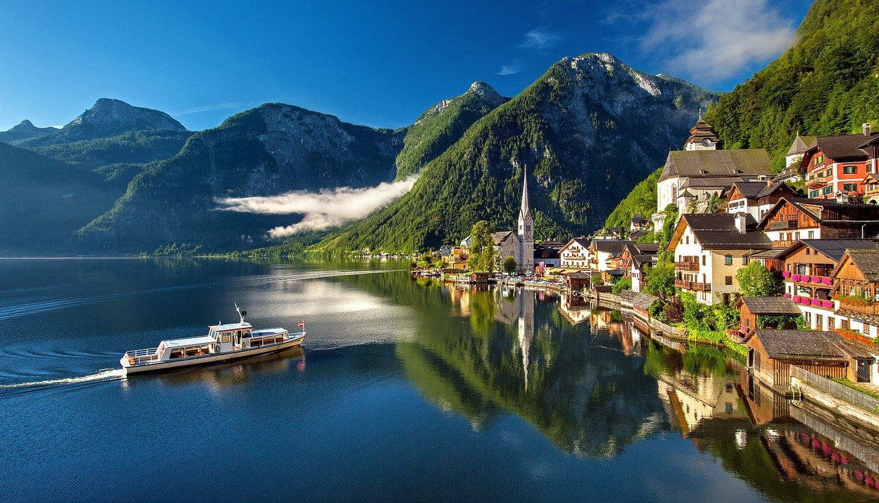 טיול קלאסי מאורגן לסלובניה, קרואטיה ואוסטריה 8 ימים